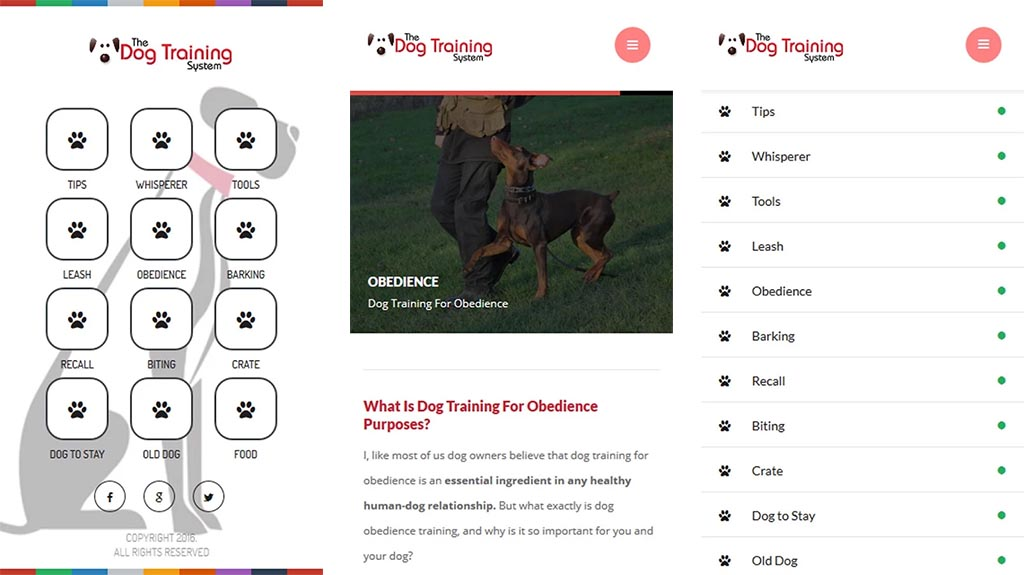 dog training best dog apps for android