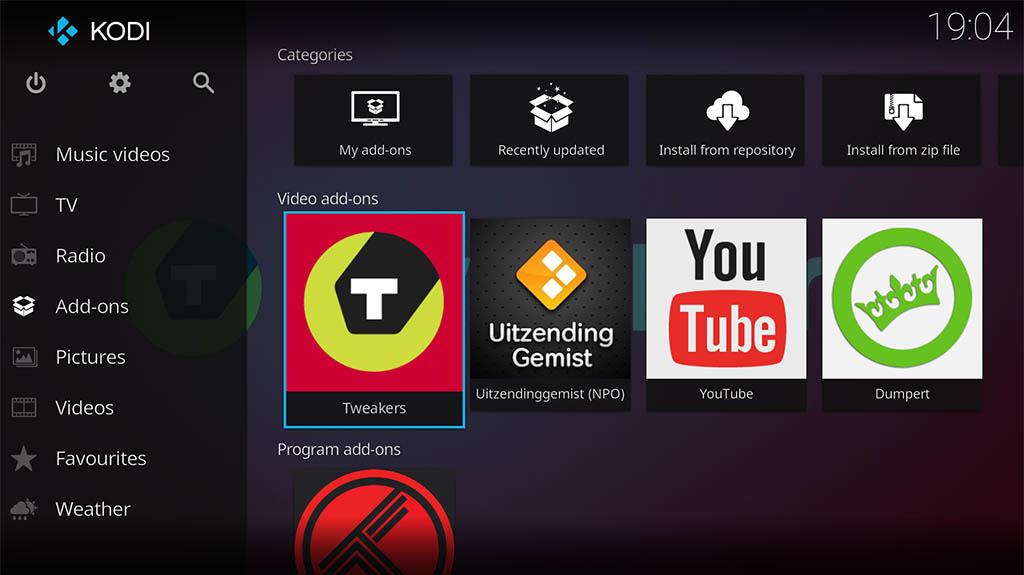 Kodi - best media center apps