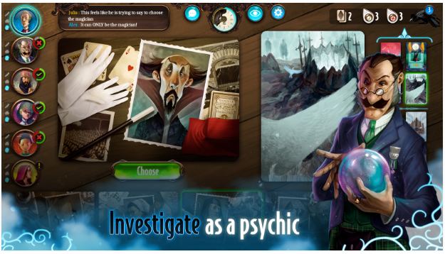 Solve a murder mystery in new Mysterium Android game