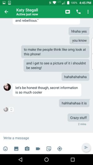 hangouts android emoji
