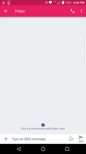 google messenger android emoji