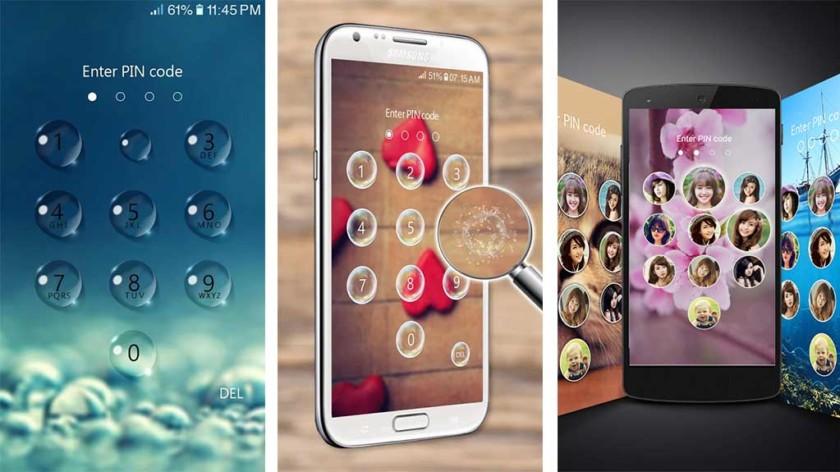 Smart Lock Screen apps