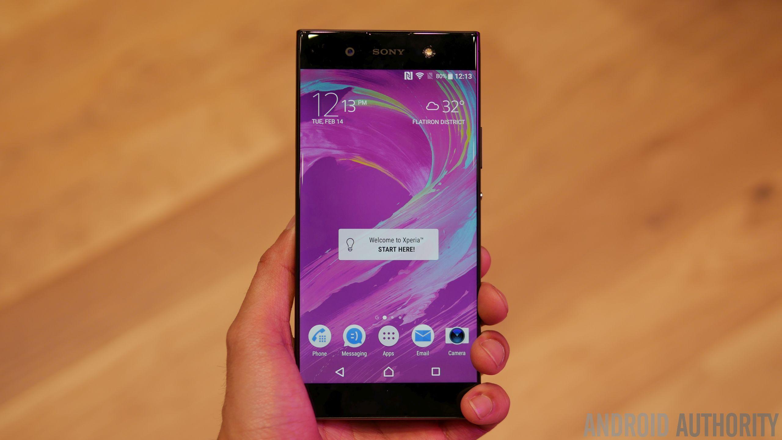 Sony xperia xa1 and xa1 ultra hands on android authority - Sony Xperia Xa1 And Xa1 Ultra Hands On Android Authority 13
