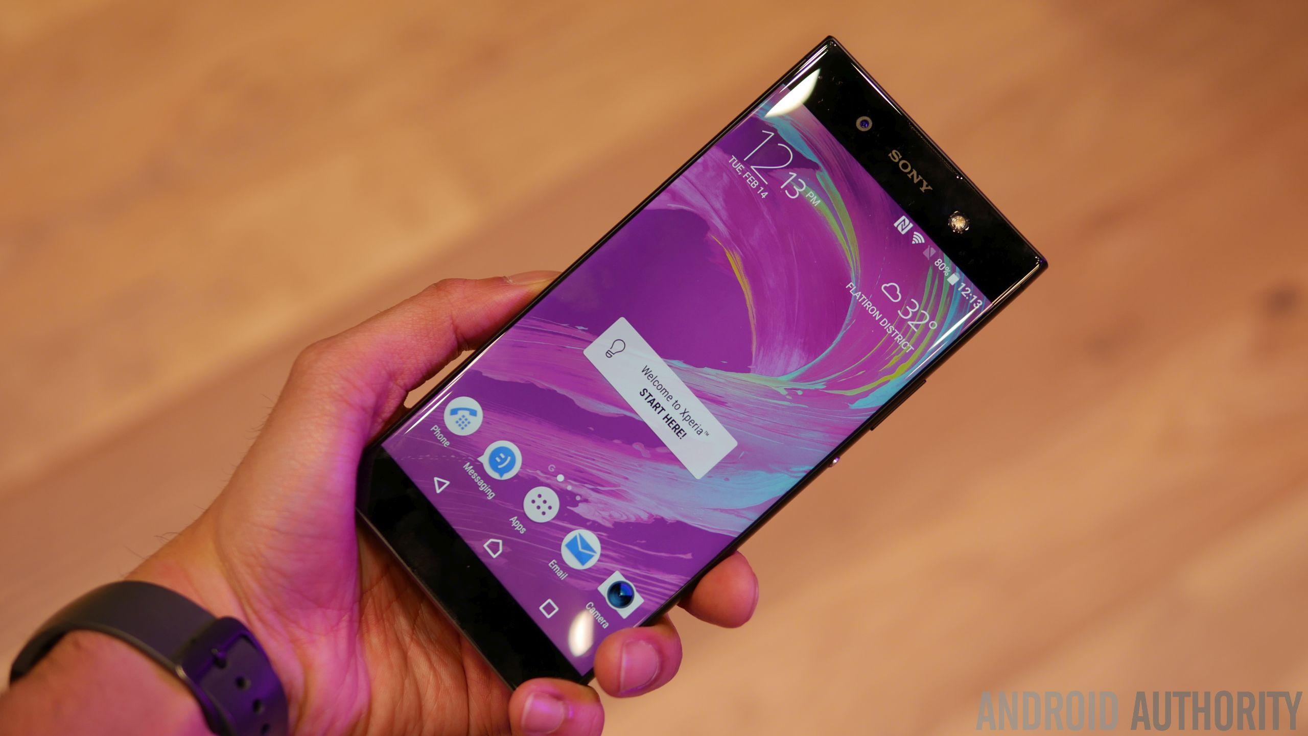 Sony xperia xa1 and xa1 ultra hands on android authority - Sony Xperia Xa1 And Xa1 Ultra Hands On Android Authority 16