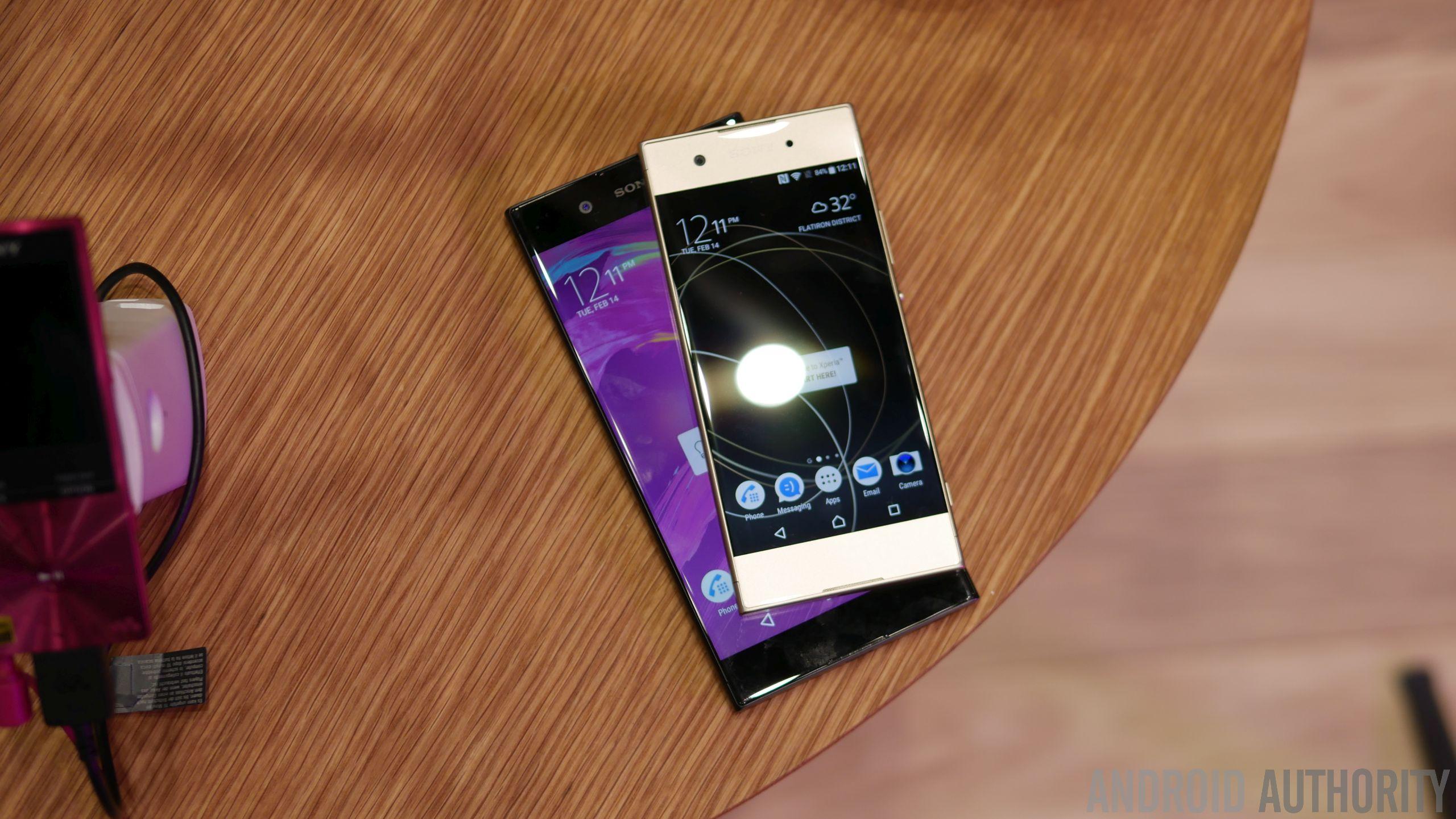 check out f0830 e668f Sony Xperia XA1 and Xperia XA1 Ultra announced