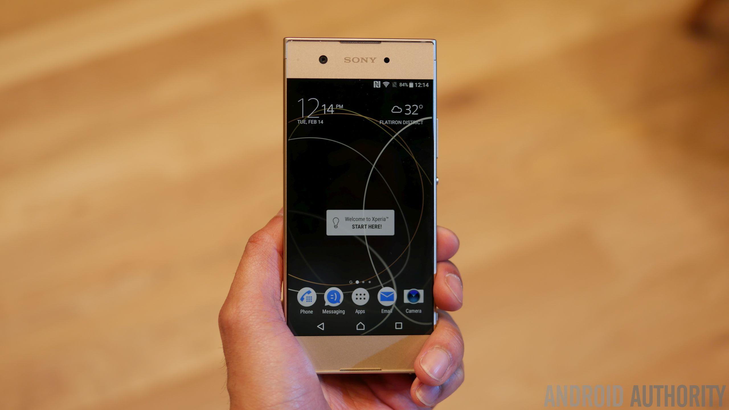 Sony xperia xa1 and xa1 ultra hands on android authority - Sony Xperia Xa1 And Xa1 Ultra Hands On Android Authority 2