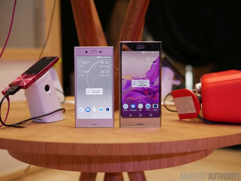 Sony Xperia XZ Premium, Xperia XZs announced: Everything
