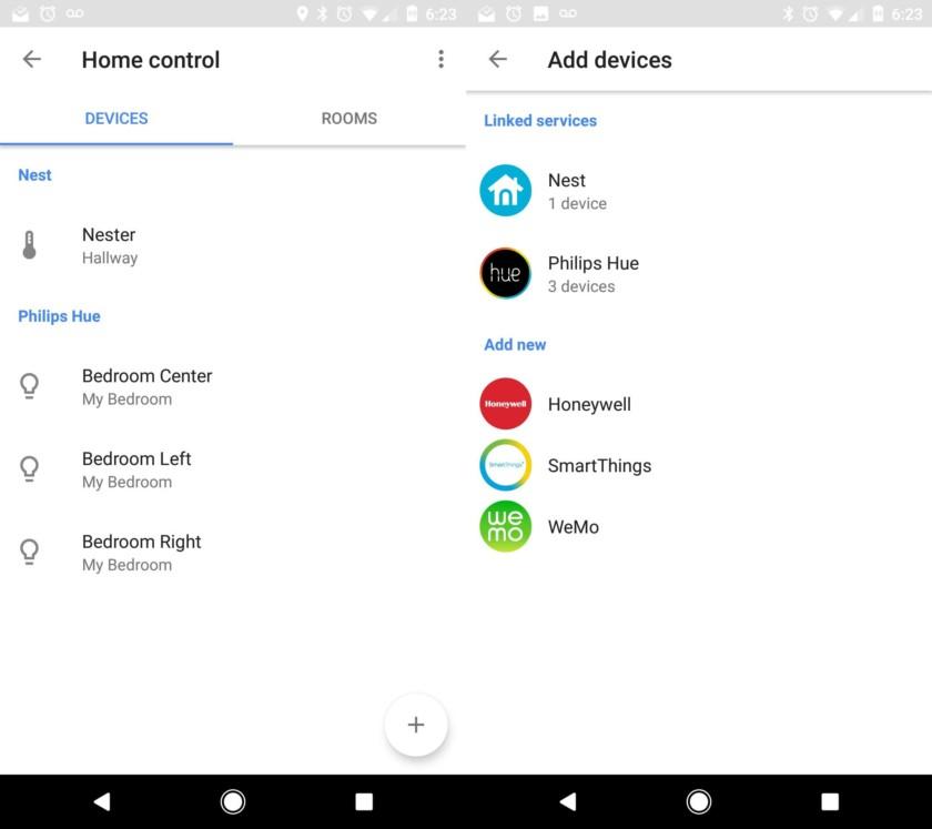 google assistant on pixel is getting more robust home control. Black Bedroom Furniture Sets. Home Design Ideas