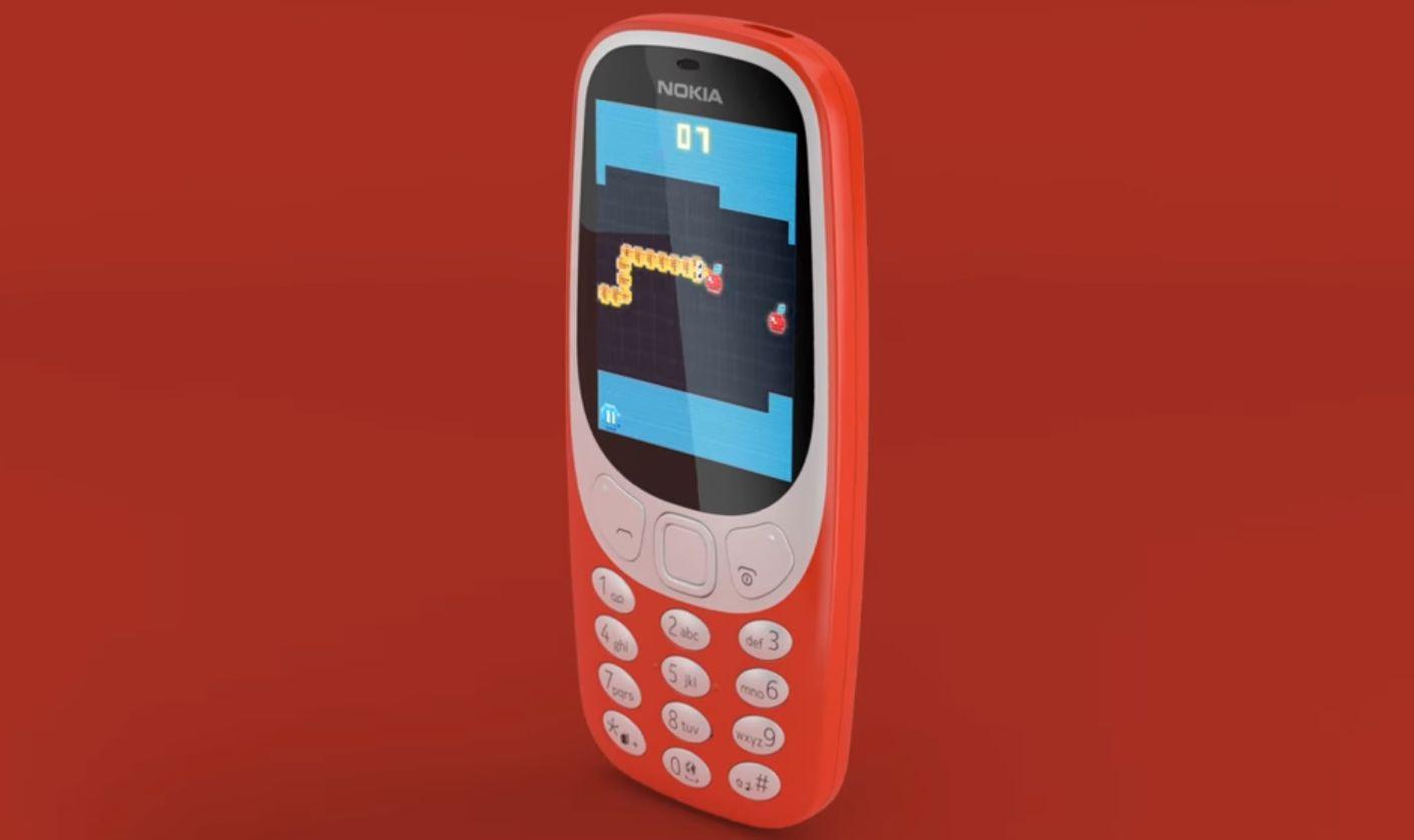 Snake Nokia The Nokia Snake slithe...