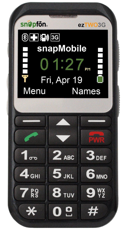 Best phones for seniors