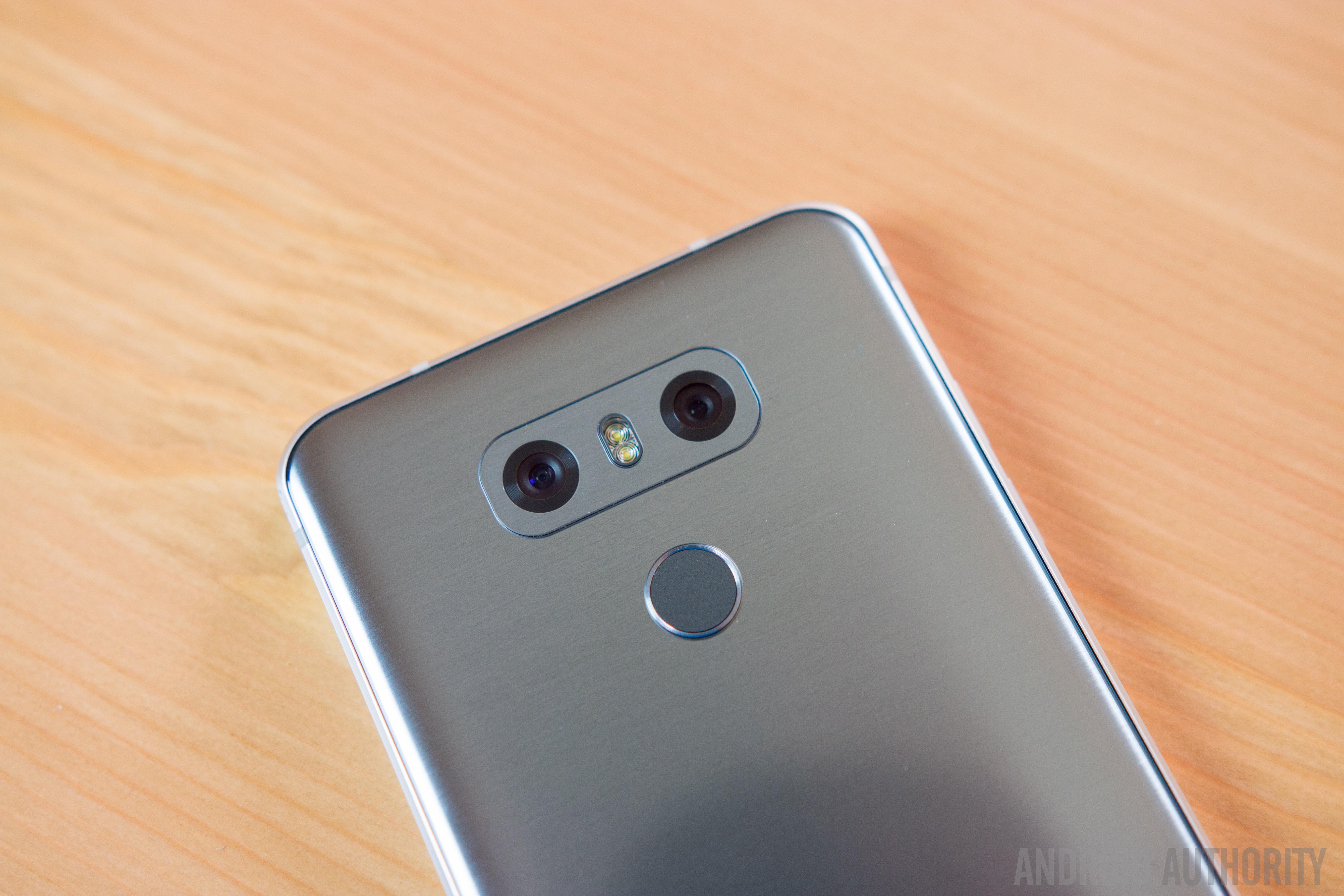 LG G6 problems