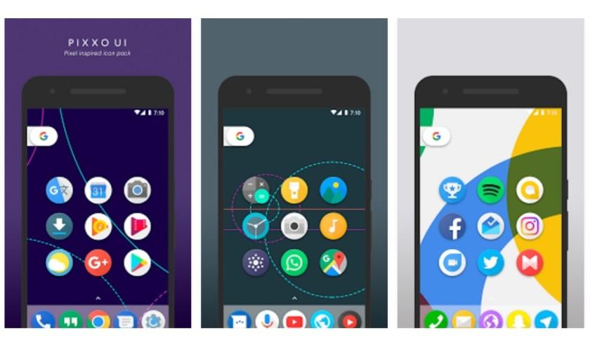 Android sdk icon set baixar