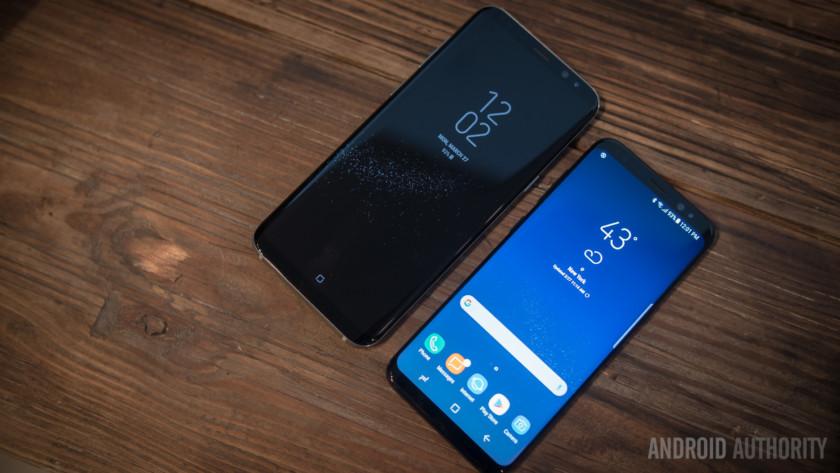 Samsung Galaxy S8 missing texts problem causing headaches