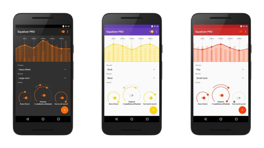 10 best equalizer apps for Android - Pyntax