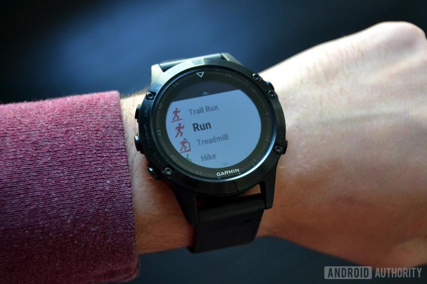 Garmin Fenix 5 Review Android Authority