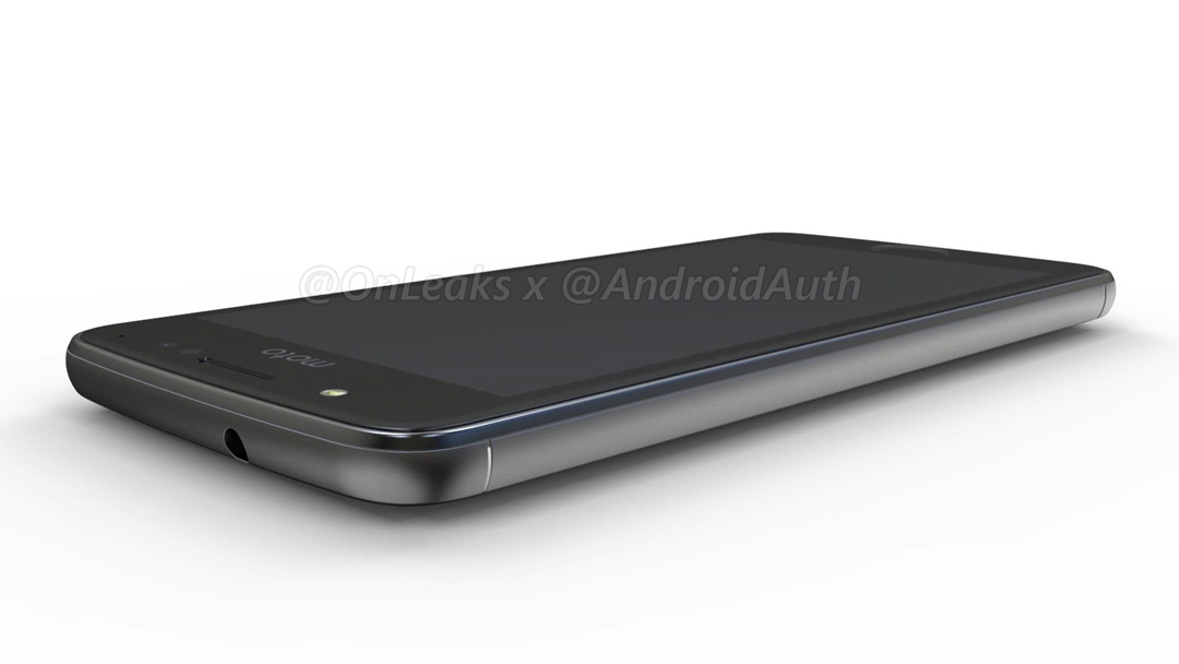 Exclusive: the 5,000 mAh Moto E4 Plus in new renders and ...