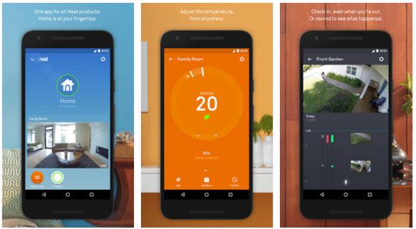 Latest Nest update adds Google Smart Lock support