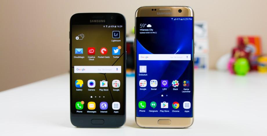 Samsung Galaxy S Edge Build Number