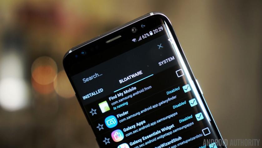 Galaxy S8 TouchWiz Samsung Experience