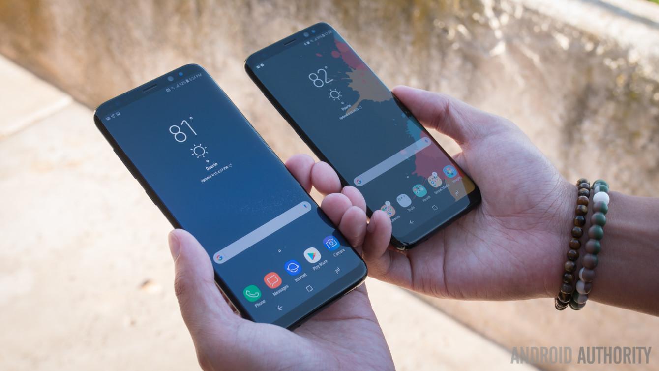 Samsung, galaxy S8 Plus review : A big-phone lover s dream