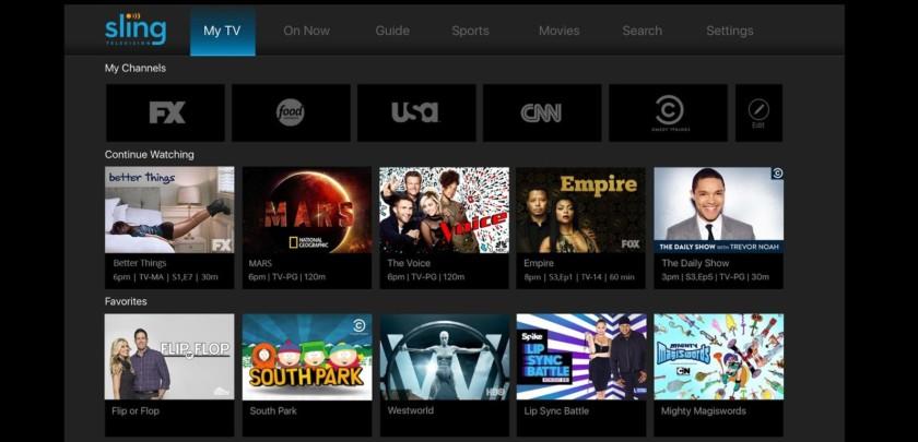 Sling TV (Live TV)