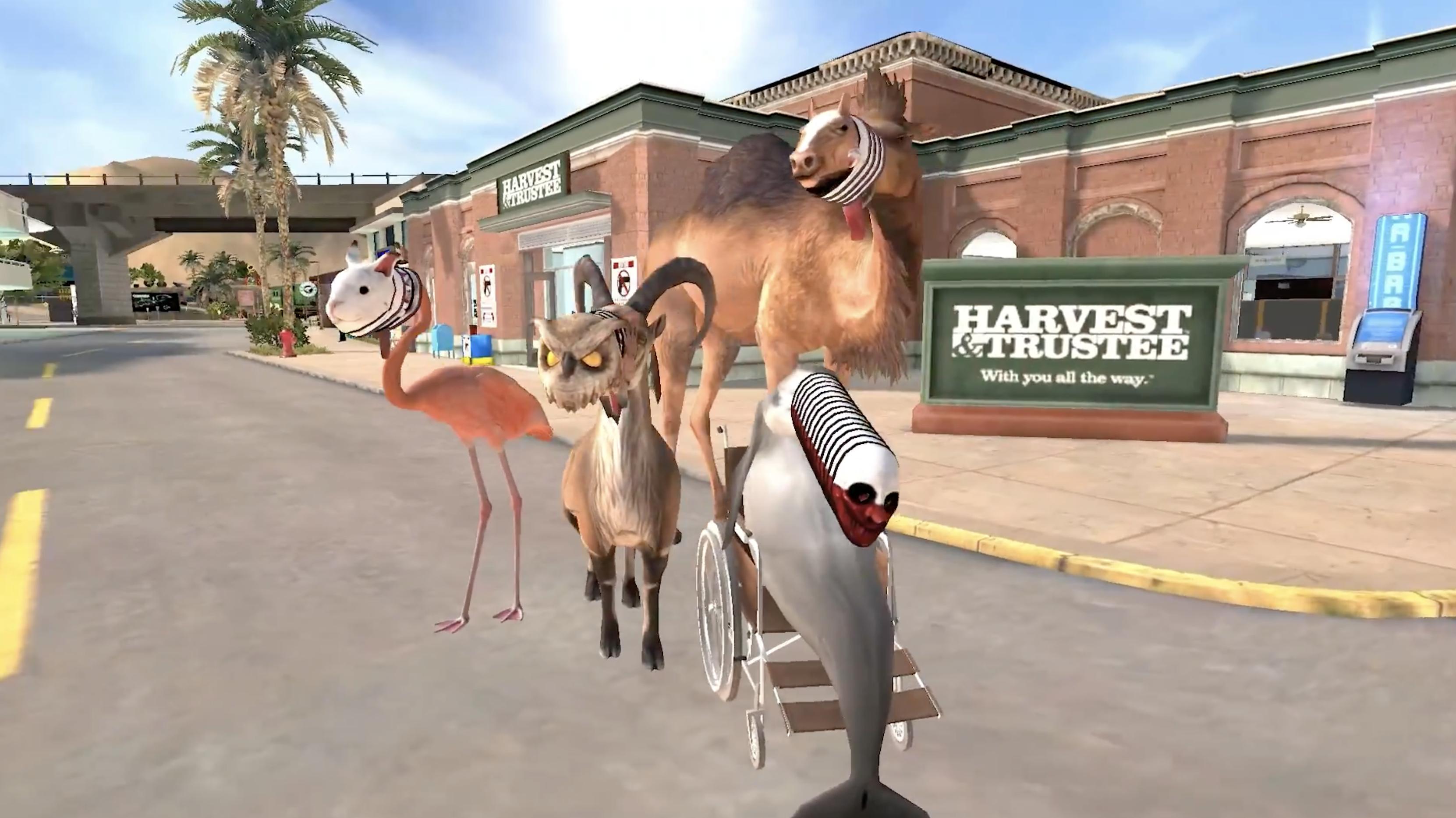 goat simulator descargar pc