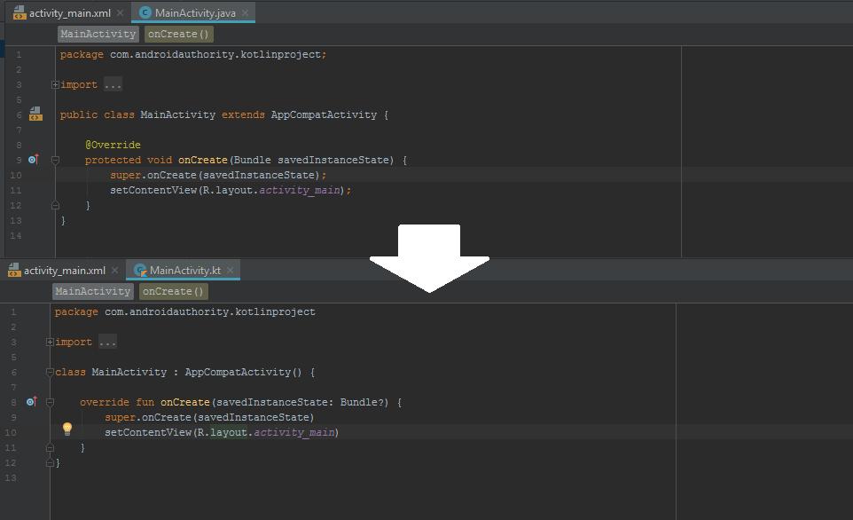 Kotlin vs Java for Android app development
