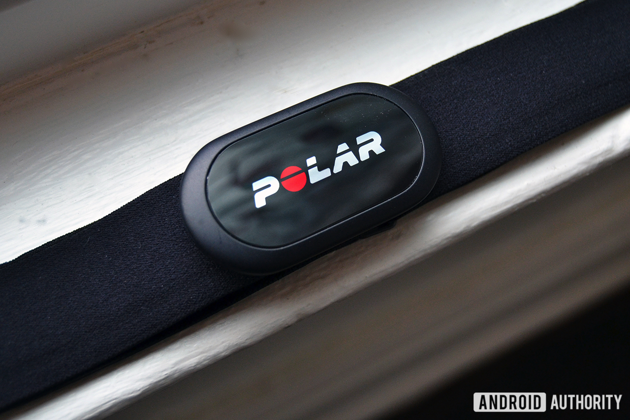 Polar chest strap