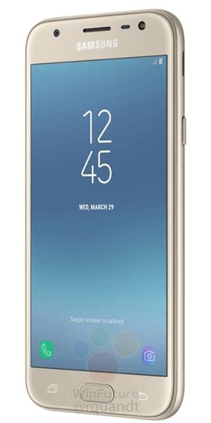 JEYX010217 Braun H/ülle f/ür Galaxy J3 2017 //J330 H/ülle Handyh/ülle Magnetverschluss Kartenfach Tasche Etui Schutzh/ülle lederh/ülle klapph/ülle f/ür Samsung Galaxy J3 2017//J330F Standfunktion