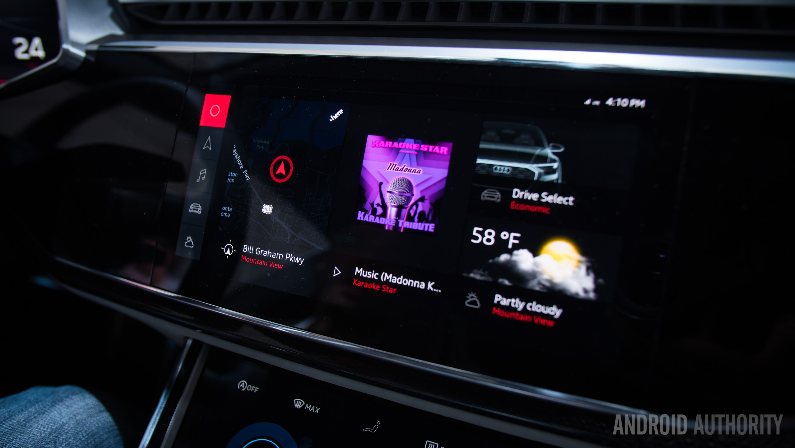 best android auto headunits of 2017 kenwood sony and more. Black Bedroom Furniture Sets. Home Design Ideas
