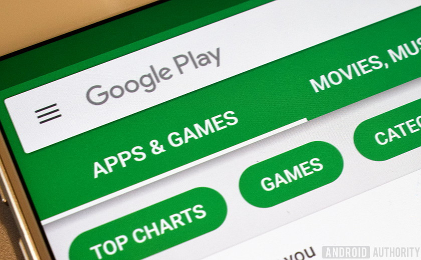 New Google Play Store rolling out with app changelogs in Updates tab