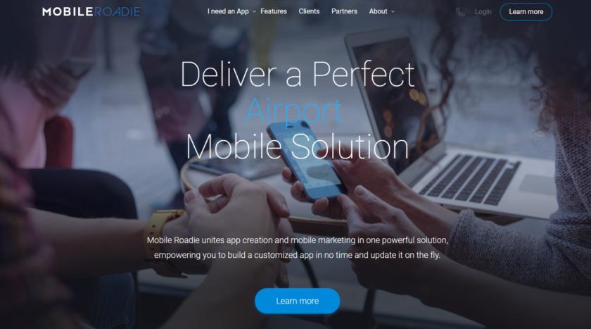 Mobile Roadie app creator