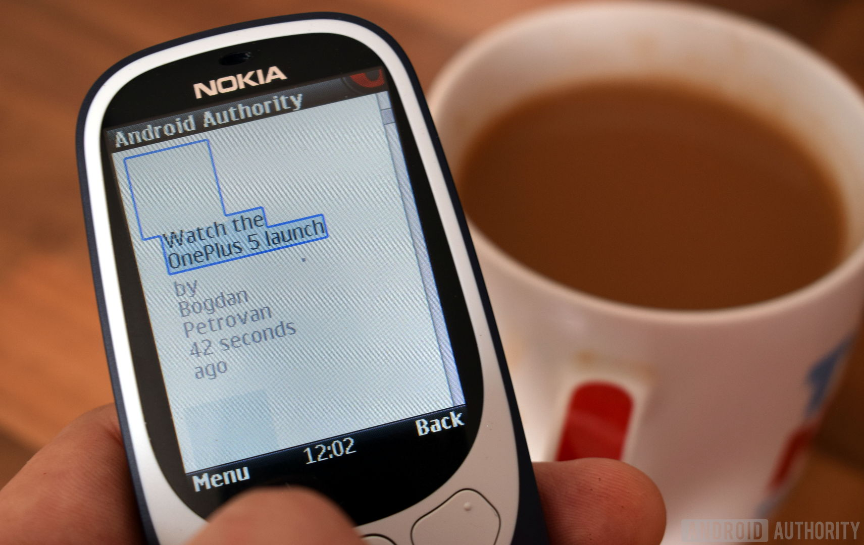 Best dumb phones - Nokia 3310