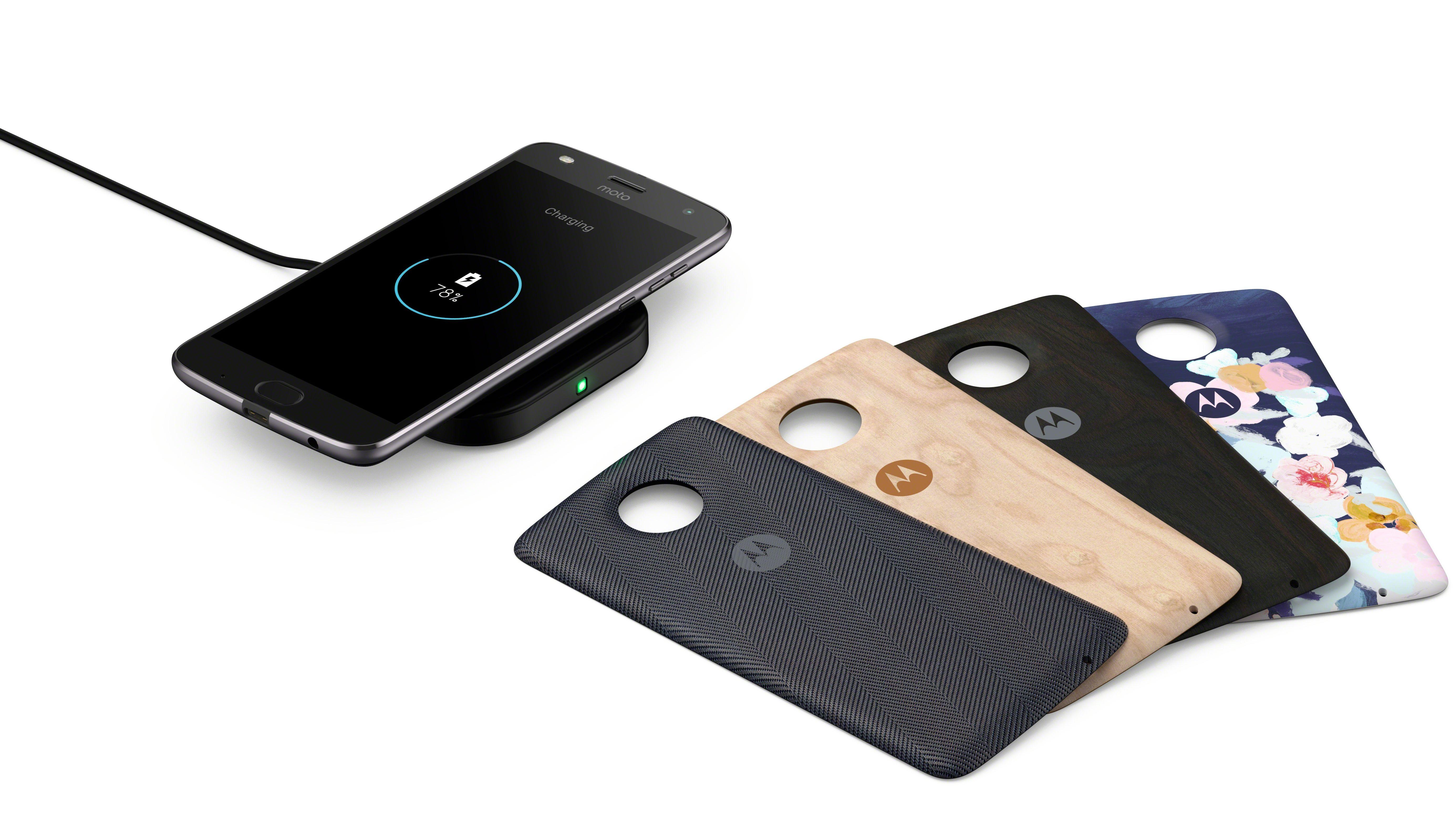 wireless charging phones motorola