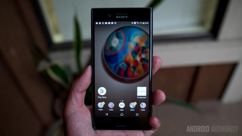 Sony Xperia XZ Premium review - Android Authority