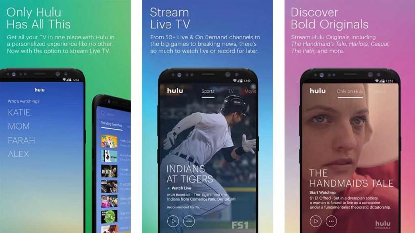 Hulu (Live TV)