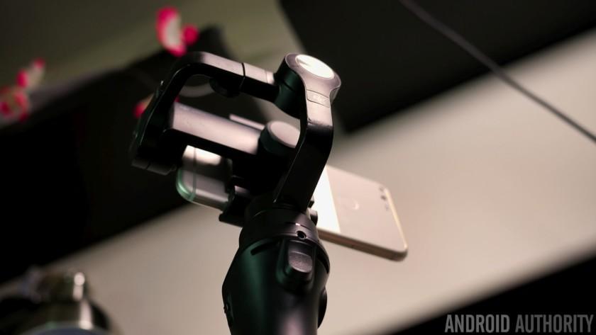 smartphone gimbal stabilizer