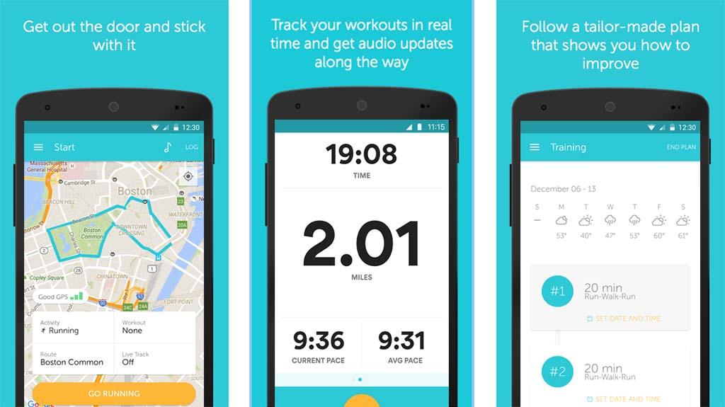 Runkeeper best fitness apps