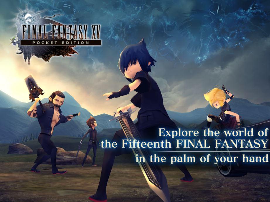 Final Fantasy XV A New Empire Mod Apk | Unlimited coins ...