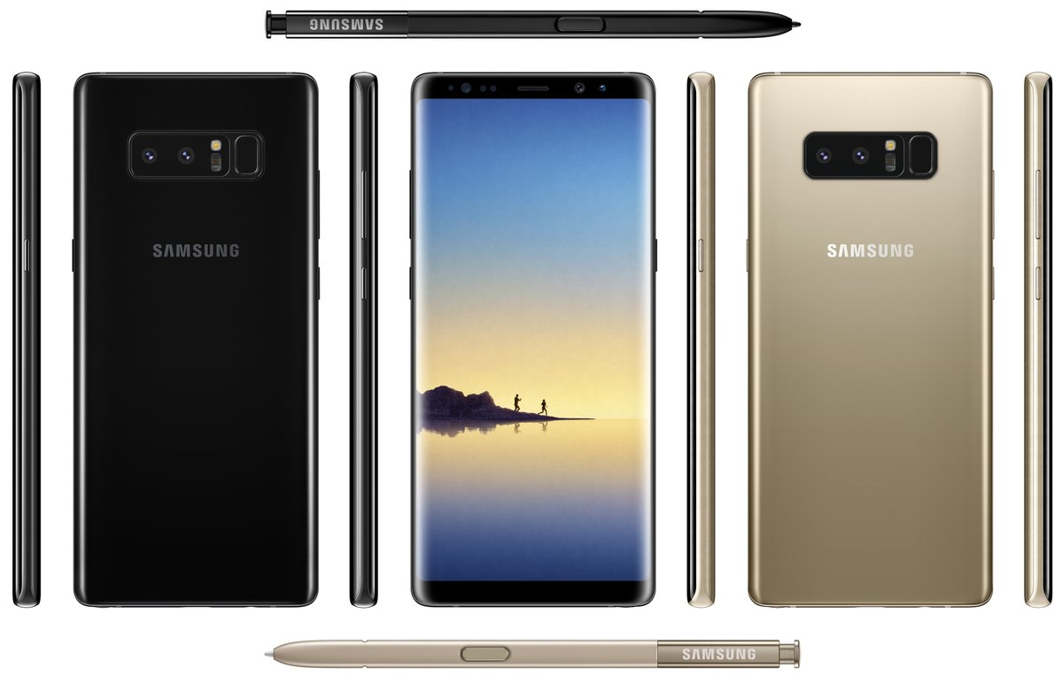 Galaxy Note 8 pre-order buyers reportedly will get some nice freebies