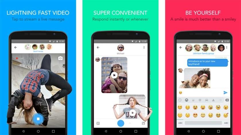 Glide - best facetime alternatives for android