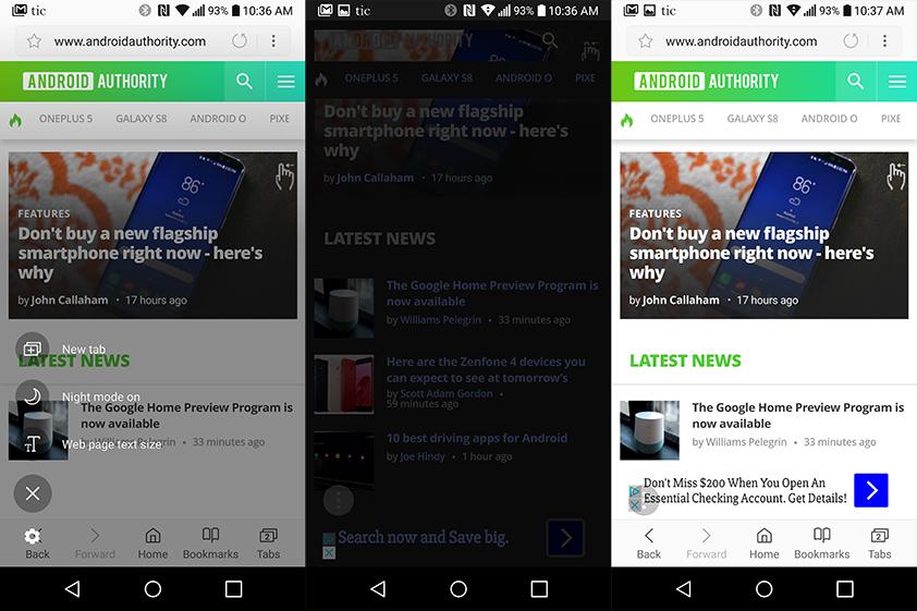 Block Internet auf Android-Handy