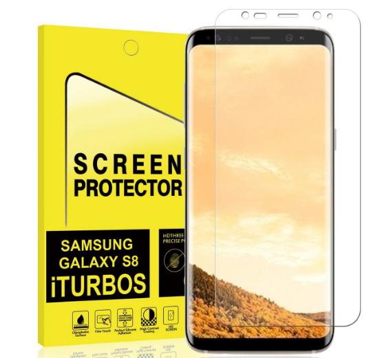 Galaxy S8 screen protectors