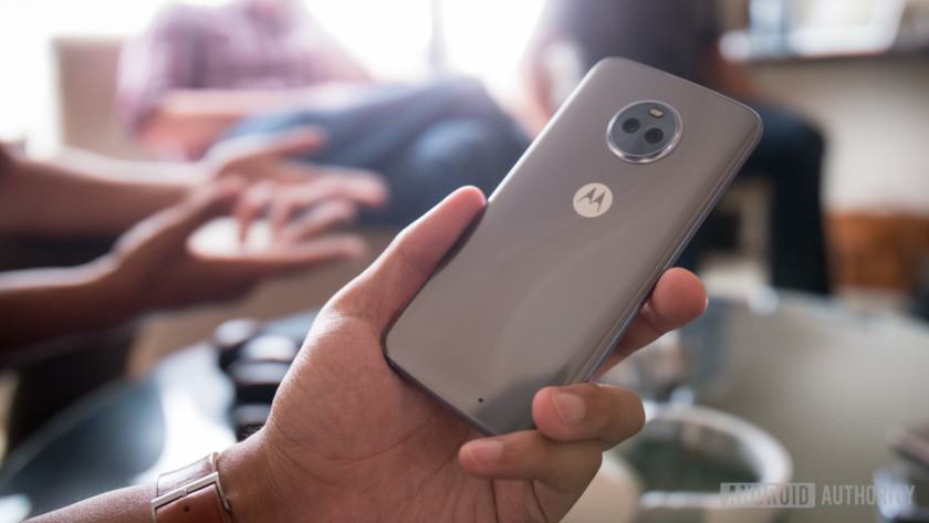 Moto X4 hands-on