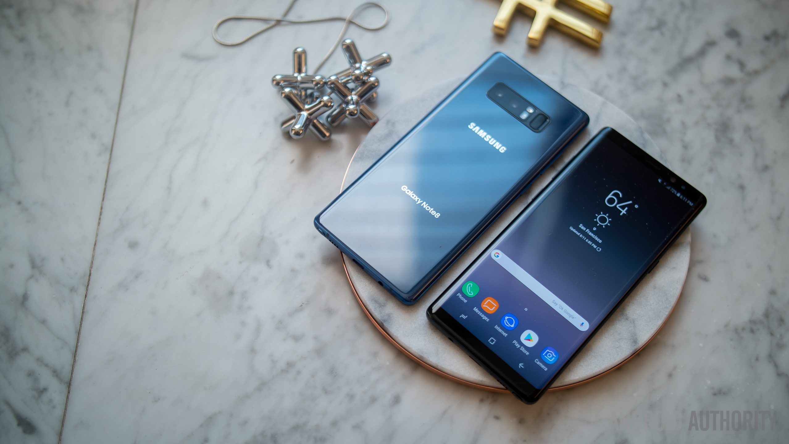 Samsung Galaxy Note 8 features
