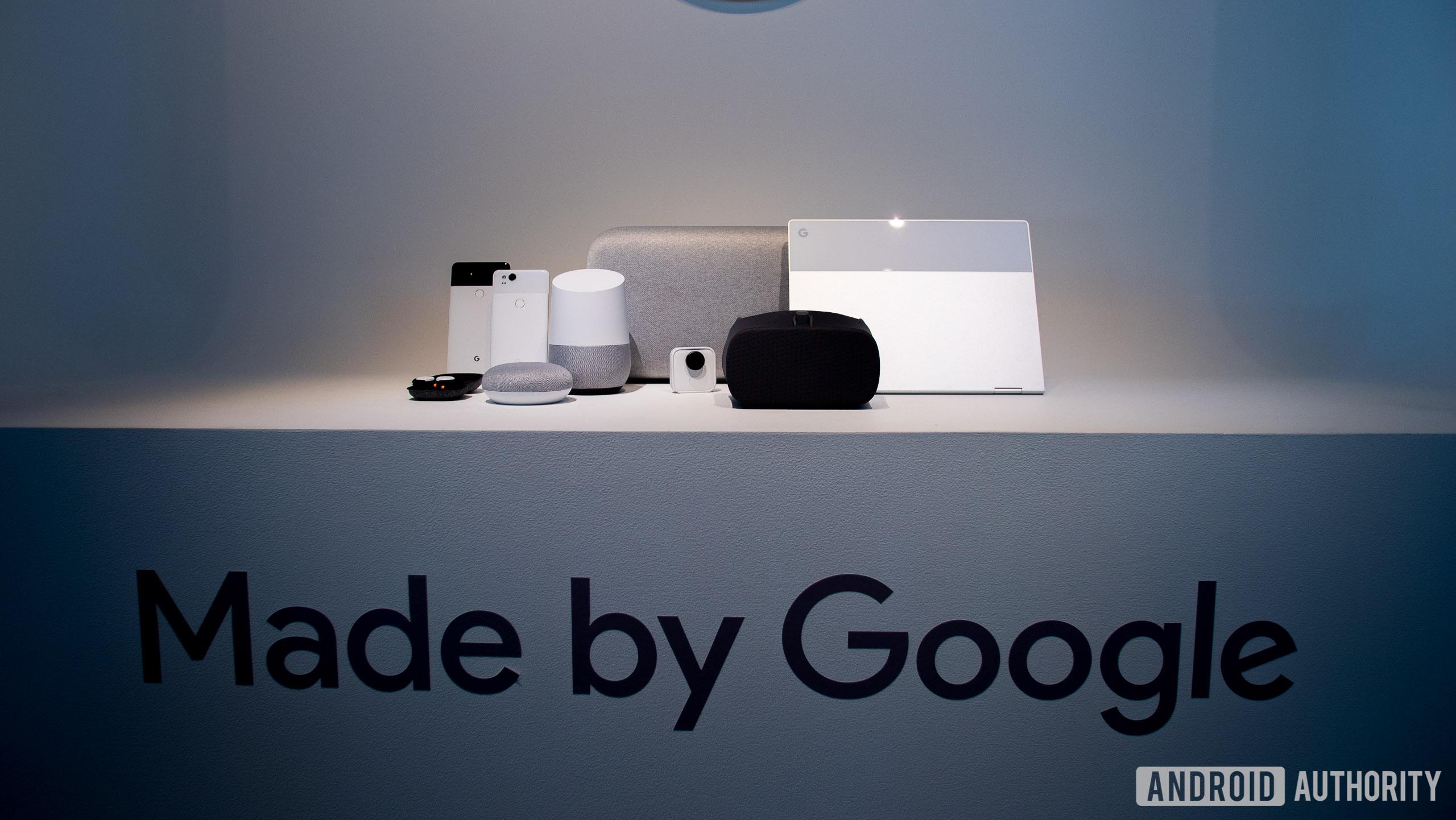 Google estimated to make $2 8 billion from hardware