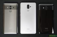 Huawei Mate 10 Pro, Huawei Mate 9, Huawei Mate 10