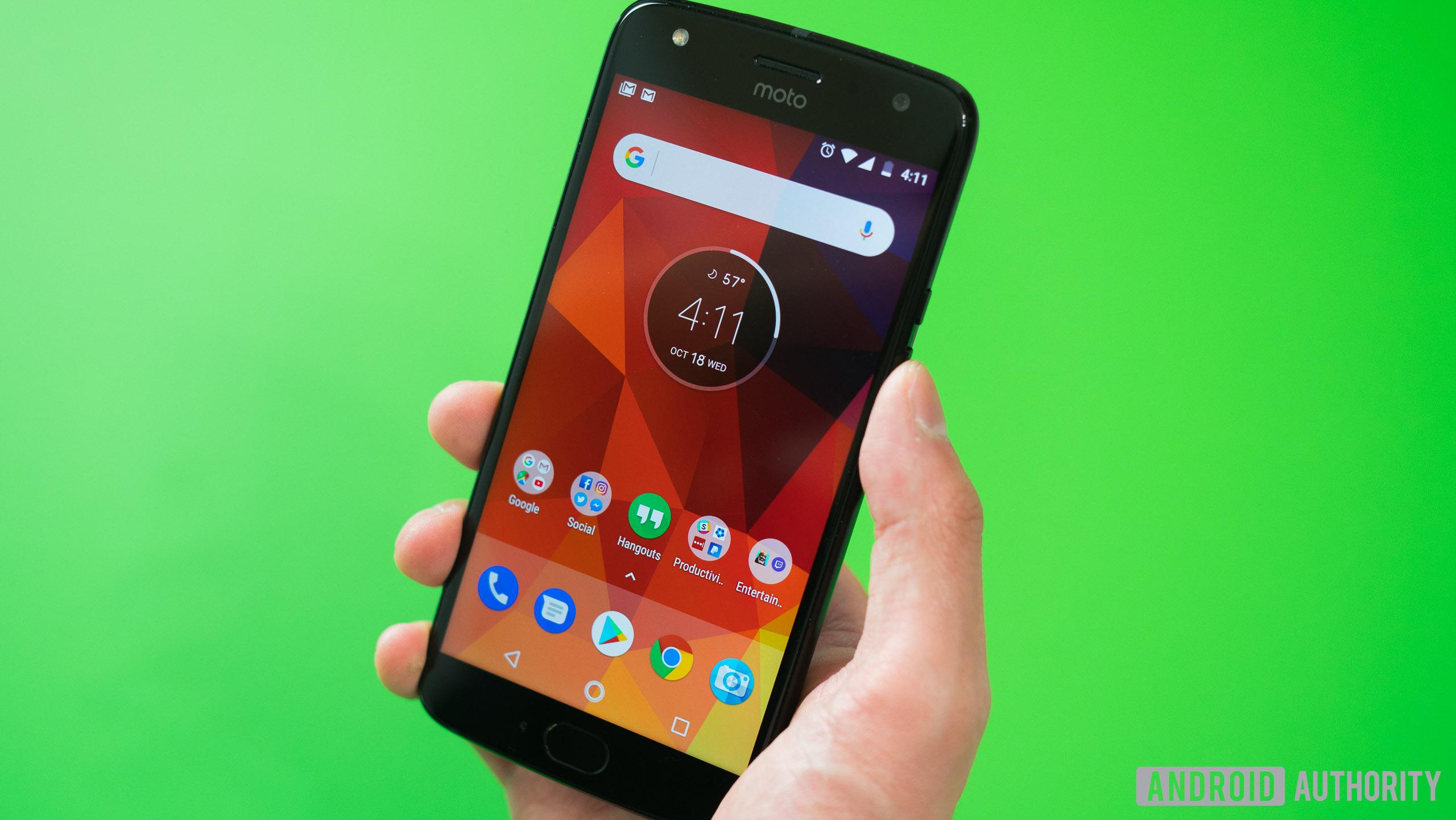 Hp Keren Jaman Now Xiaomi Android 8.1 Oreo Mi A1