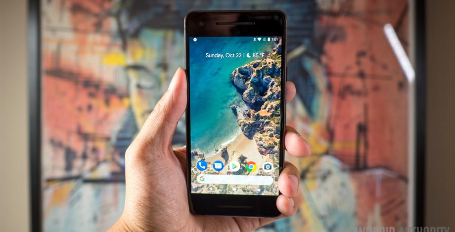 AndroidAuthority: Win Google Pixel 2