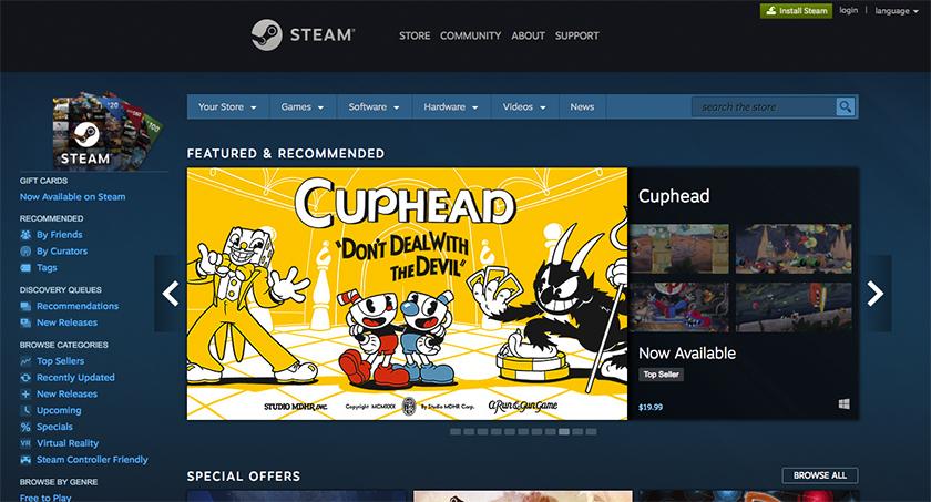 best games on steam